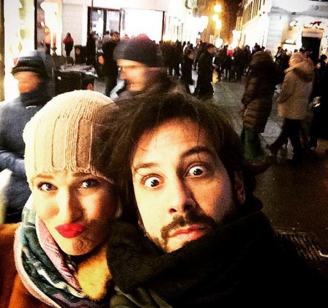 Matteo Branciamore e Benedetta Mazza, un amore fatto di... carne