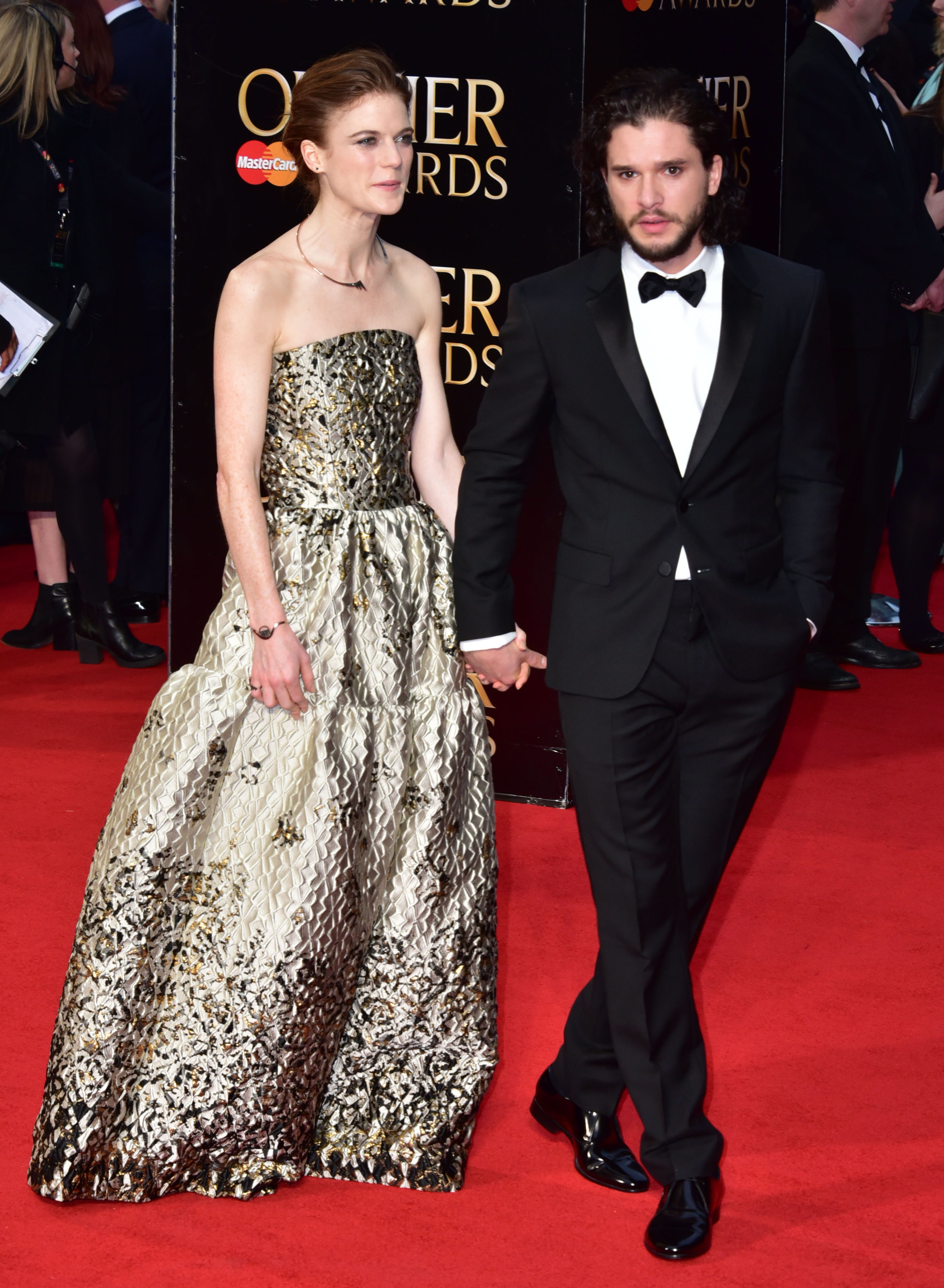 """""""Game of Thrones"""", Kit Harington e Rose Leslie coppia anche nella vita"""