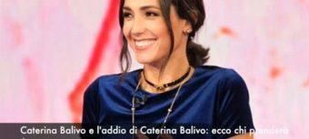 Caterina Balivo addio a Detto Fatto ecco chi suo posto_26115515